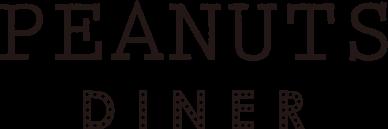 PEANUTS DINER KOBE ロゴ