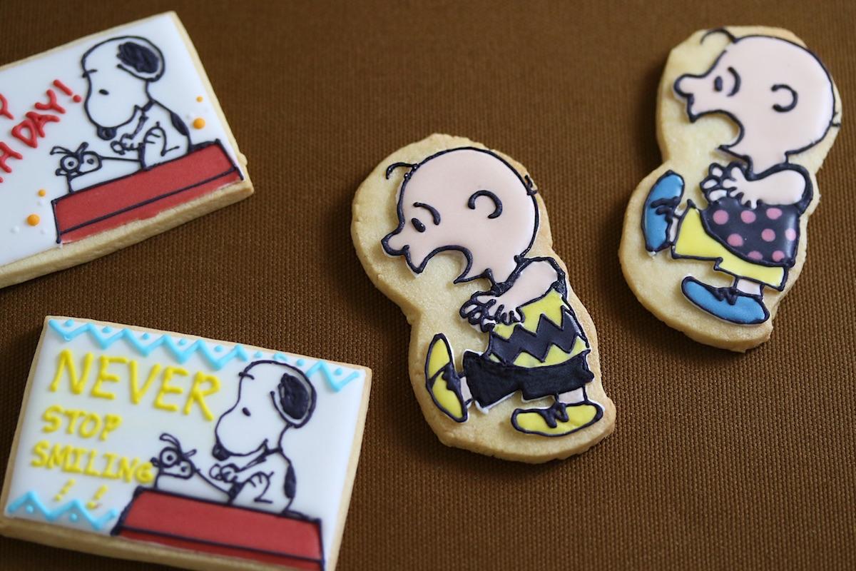 スヌーピーとチャーリー・ブラウンのアイシングクッキーワークショップ/チャーリー・ブラウンのフェア『CHARLIE BROWN DAYS』