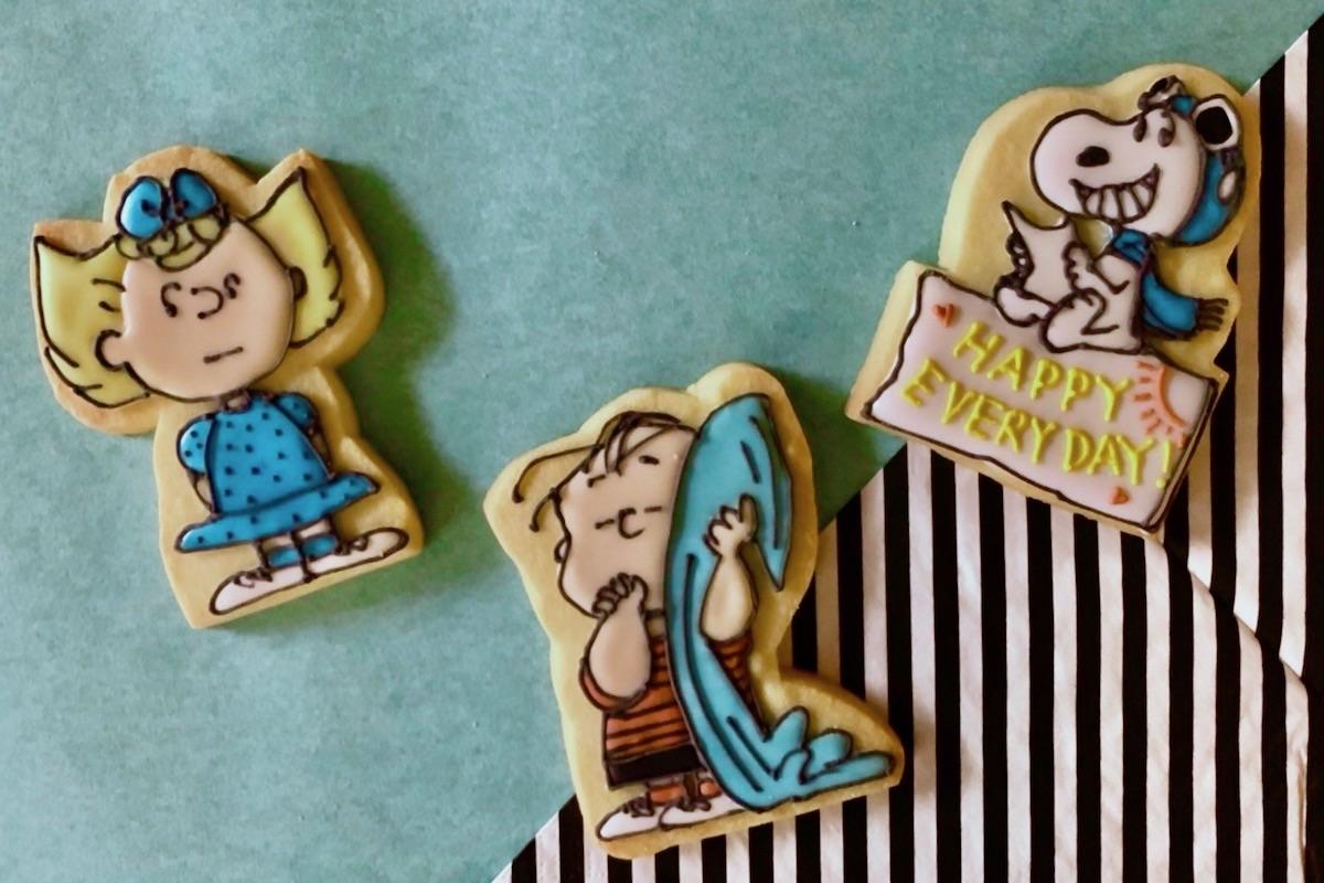 【ワークショップのお知らせ】スヌーピーのアイシングクッキーを作ろう!