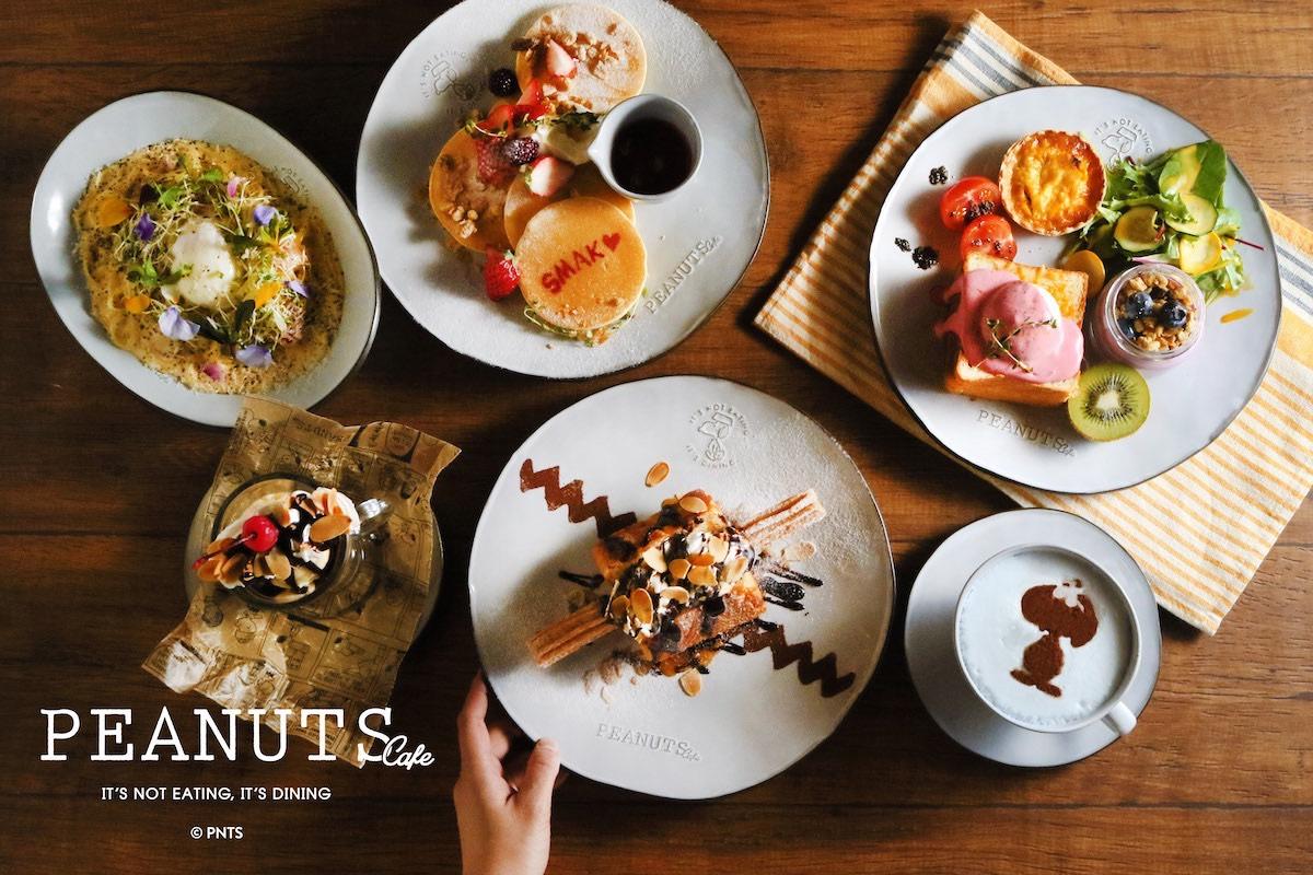 2020年秋「PEANUTS Cafe 名古屋」オープンのお知らせ
